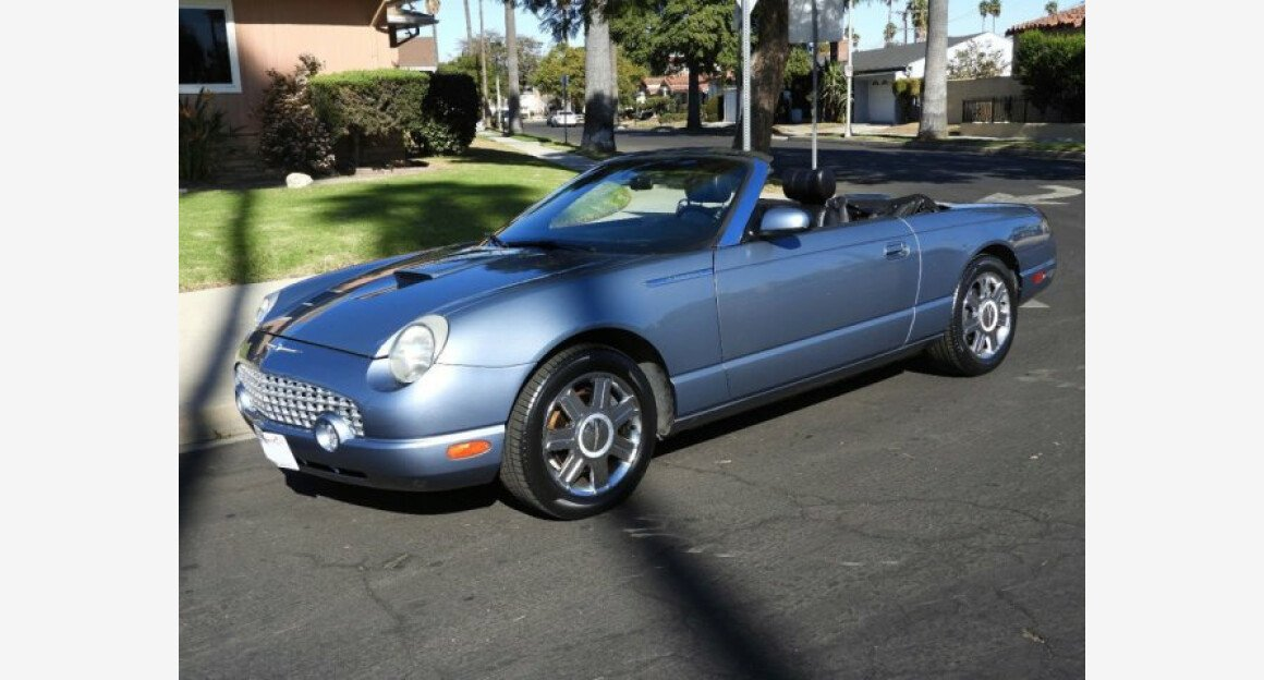 2005 Ford Thunderbird for sale 100944091