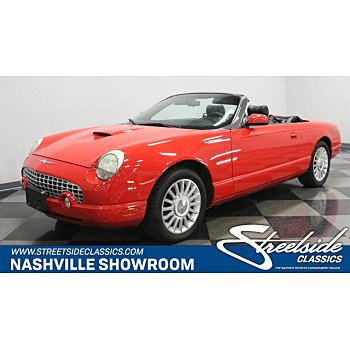 2005 Ford Thunderbird for sale 101023608