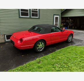 2005 Ford Thunderbird for sale 101220524