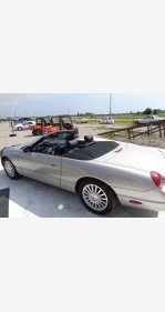 2005 Ford Thunderbird 50th Anniversary for sale 101349080
