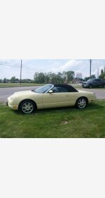 2005 Ford Thunderbird 50th Anniversary for sale 101366226