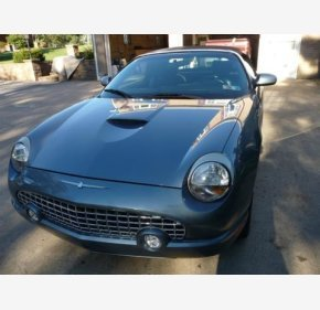 2005 Ford Thunderbird for sale 100814758