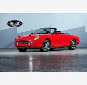 2005 Ford Thunderbird for sale 101063280