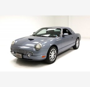 2005 Ford Thunderbird for sale 101132729