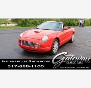 2005 Ford Thunderbird for sale 101148727