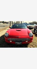 2005 Ford Thunderbird for sale 101185586