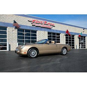 2005 Ford Thunderbird for sale 101292705