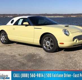 2005 Ford Thunderbird for sale 101335564