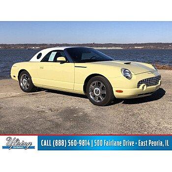 2005 Ford Thunderbird for sale 101335564