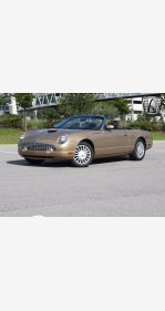2005 Ford Thunderbird 50th Anniversary for sale 101369635