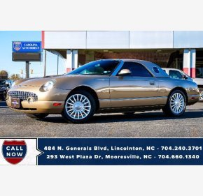 2005 Ford Thunderbird for sale 101404927