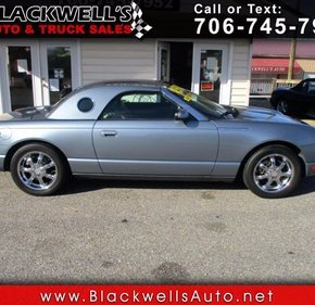 2005 Ford Thunderbird for sale 101406960