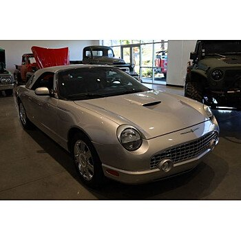 2005 Ford Thunderbird for sale 101425001