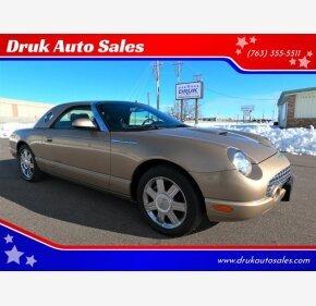 2005 Ford Thunderbird for sale 101443089