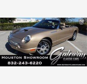 2005 Ford Thunderbird for sale 101452435