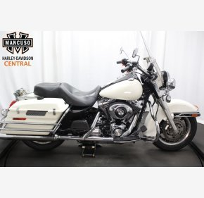 Harley Davidson Police Motorcycles For Sale Motorcycles On Autotrader