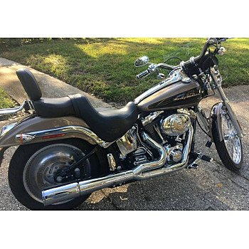 2005 Harley-Davidson Softail for sale 200516772