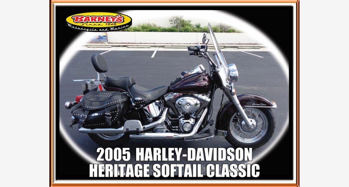 2005 Harley-Davidson Softail for sale 200600416