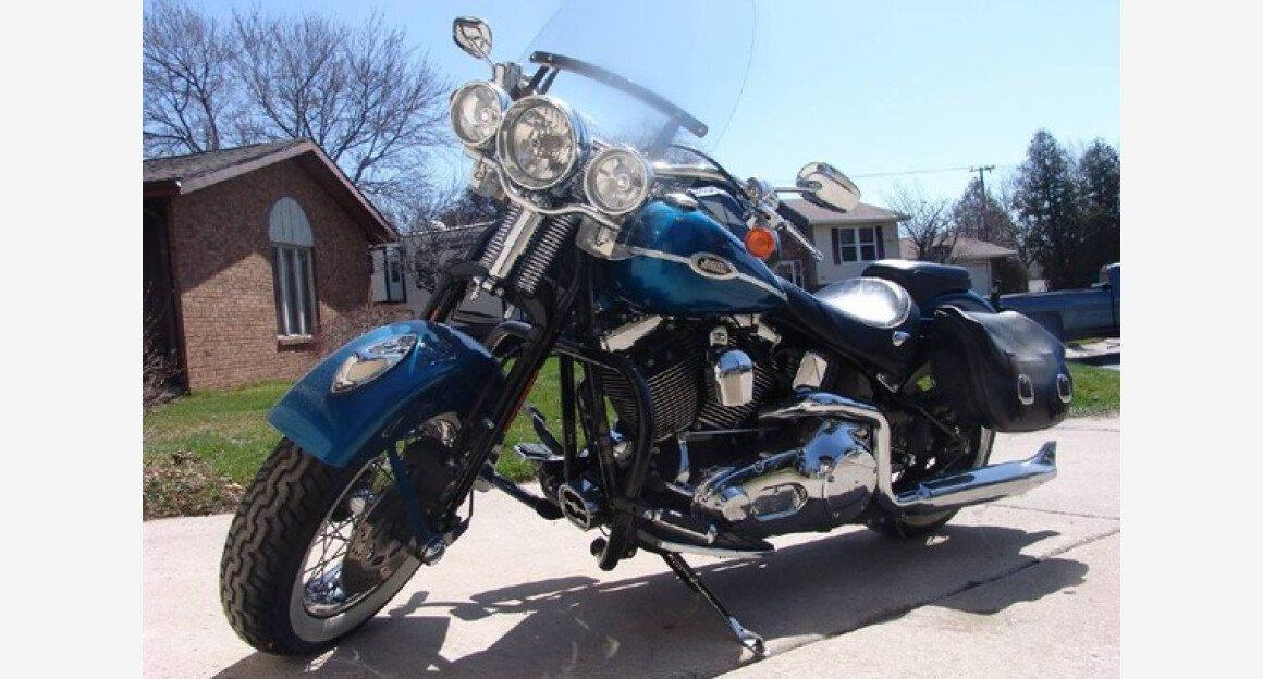 2005 Harley-Davidson Softail for sale 200609483