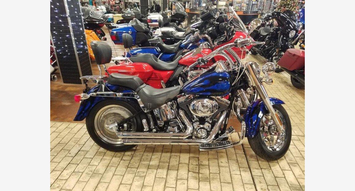 2005 Harley-Davidson Softail for sale 200663394