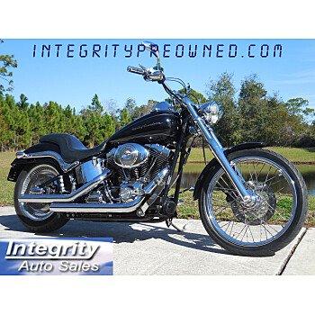 2005 Harley-Davidson Softail for sale 200695373