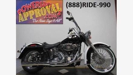 2005 Harley-Davidson Softail for sale 200710051