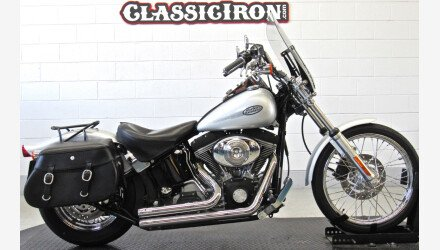 2005 Harley-Davidson Softail for sale 200717702