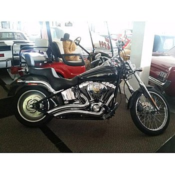 2005 Harley-Davidson Softail for sale 200786016