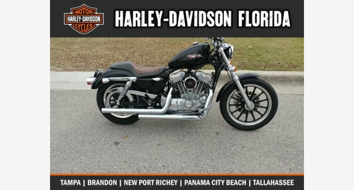 2005 Harley-Davidson Sportster for sale 200523508