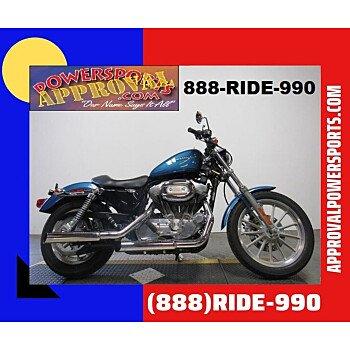 2005 Harley-Davidson Sportster for sale 200627348