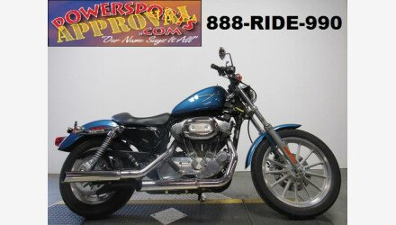 2005 Harley-Davidson Sportster for sale 200627348