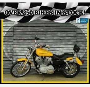 2005 Harley-Davidson Sportster for sale 200711808