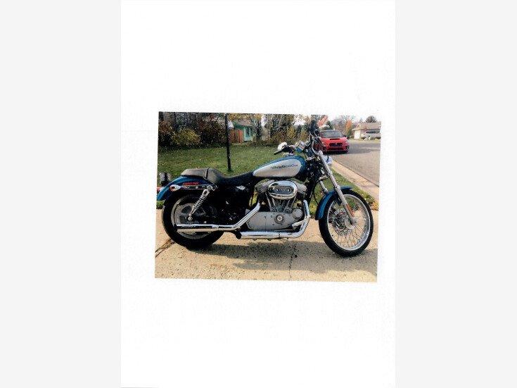 2005 Harley-Davidson Sportster for sale 201112151