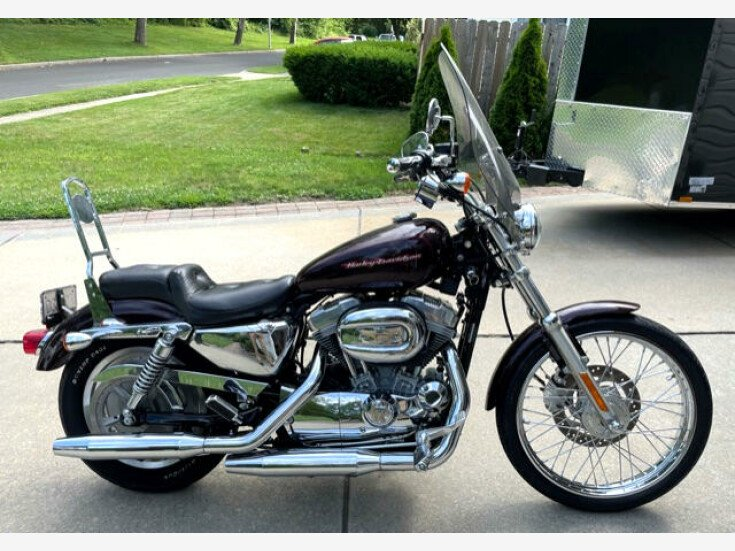 2005 Harley-Davidson Sportster 883 Low for sale 201120869