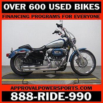 2005 Harley-Davidson Sportster for sale 201146738