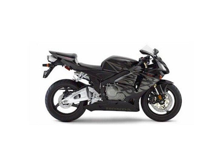 2005 Honda CBR600RR 600RR specifications