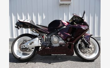 2005 Honda CBR600RR for sale 200625380