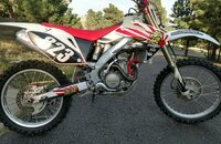 2005 Honda CRF250R for sale 200792479
