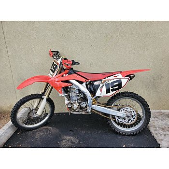 2005 Honda CRF450R for sale 200840845