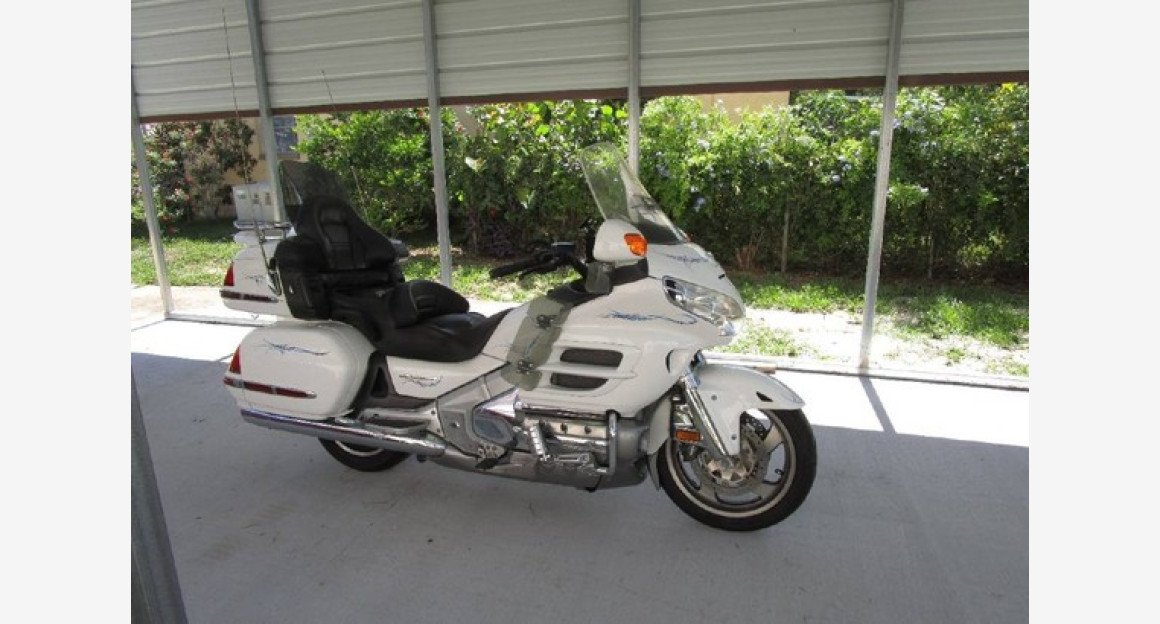 2005 Honda Gold Wing for sale 200528916