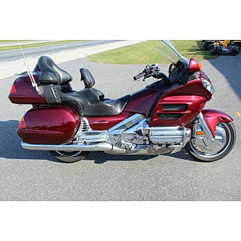 2005 Honda Gold Wing for sale 200647702