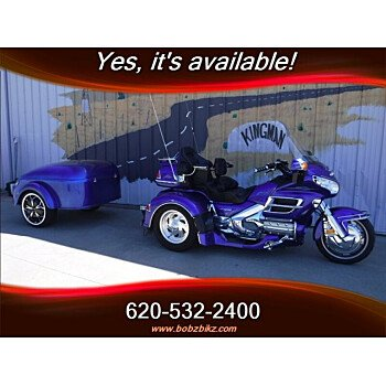 2005 Honda Gold Wing for sale 200728544