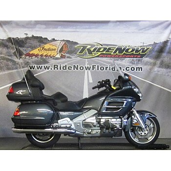 2005 Honda Gold Wing for sale 200844391