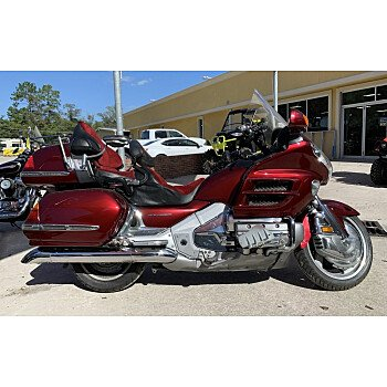2005 Honda Gold Wing for sale 200951720