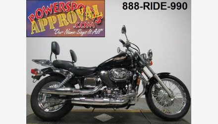 2005 Honda Shadow Spirit for sale 200761109