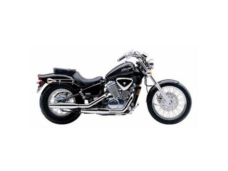 2005 Honda Shadow VLX specifications