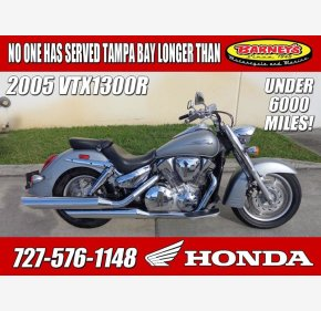 2005 Honda VTX1300 for sale 200703741