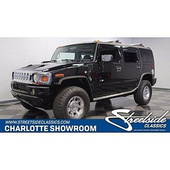 2005 Hummer H2 for sale 101511294