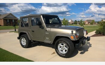 2005 Jeep Wrangler 4WD X for sale 101279483