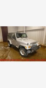 2005 Jeep Wrangler 4WD Unlimited for sale 100982814